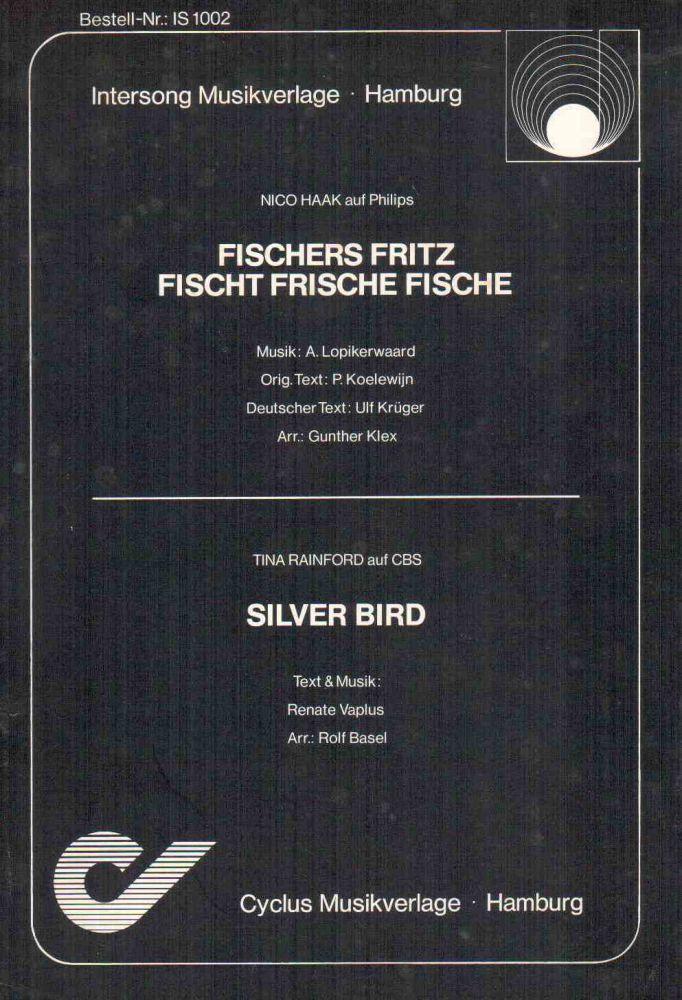 fischers fritz fischt frische fische nico haak silver bird tina rainford gebraucht kaufen. Black Bedroom Furniture Sets. Home Design Ideas